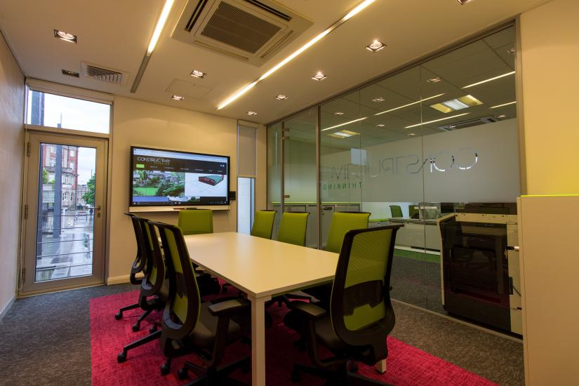 Meeting Room with Training Facilities