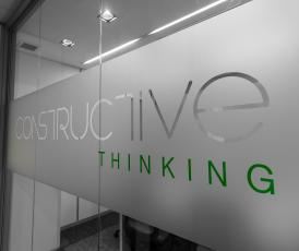 Constructive Thinking Office Fit-out